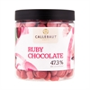 Chokladcouvertyr Ruby, 150g, Callebaut